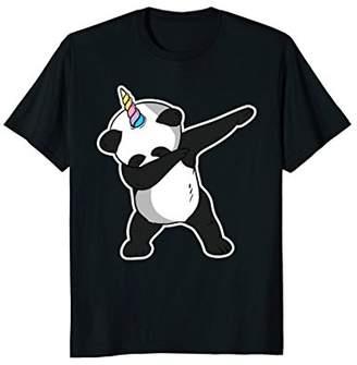 Funny Dabbing Pandacorn Shirt