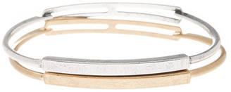 Melrose and Market ID Wire Cuff Bracelet Set - Set of 2 $16.97 thestylecure.com