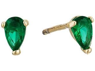Shashi Whitney Stud Earrings