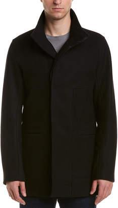 Reiss Brute Wool-Blend Coat