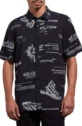 Volcom More Something Woven Shirt