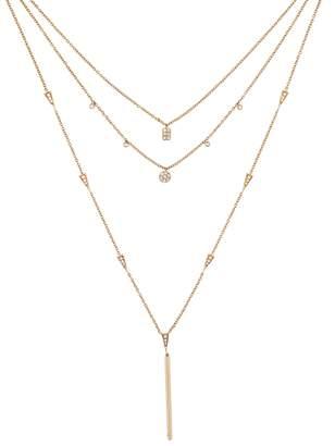Bony Levy Diamond Layered Necklace