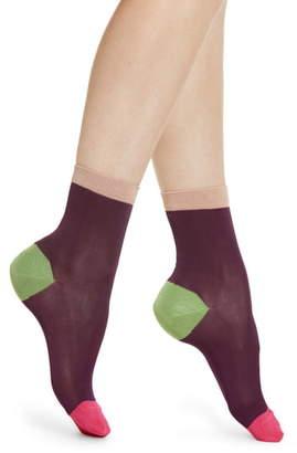 Hysteria By Happy Socks Grace Ankle Socks