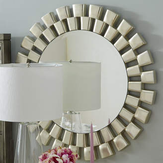 Willa Arlo Interiors Galm Sunburst Accent Mirror