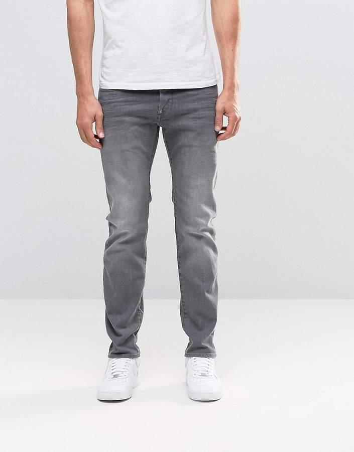 G StarG-Star Revend Straight Jeans Gray Medium Aged