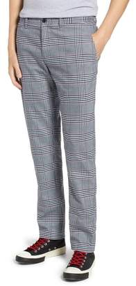Original Penguin P55 Plaid Slim Fit Pants
