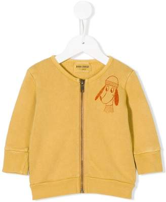 Bobo Choses zipped sweatshirt