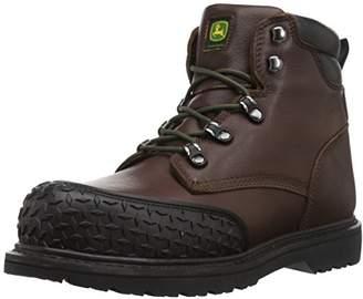 John Deere Men's JD6345 Mid Calf Boot