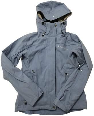 Peak Performance Blue Jacket for Women