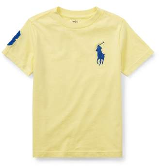 Ralph Lauren Big Pony Cotton Jersey T-Shirt