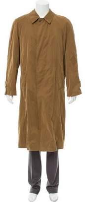 Barneys New York Barney's New York Balseta Trench Coat