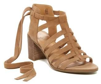 Franco Sarto Harmon Strappy Sandal $109 thestylecure.com