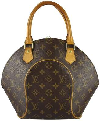 Louis Vuitton Ellipse Cloth Handbag