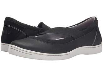 Ahnu Telegraph Leather Women's Slip on Shoes
