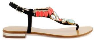 Cosmo Paris COSMOPARIS Hania Leather Sandals