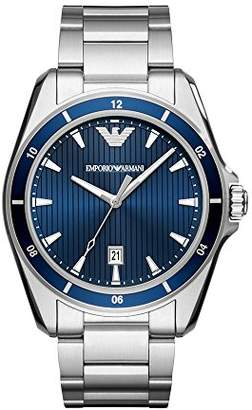Emporio Armani Men's 'Sport' Quartz Stainless Steel Casual Watch