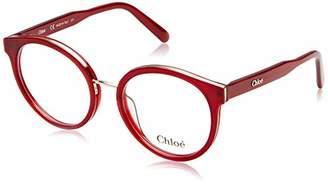 Chloé CHLOE' Women's CE2710 CE2710 603 Rectangular Optical Frames