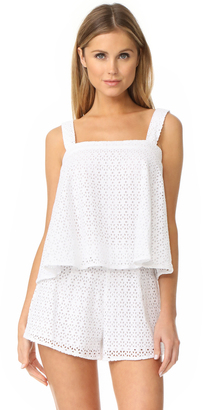 Line & Dot Gaby Tie Top $65 thestylecure.com