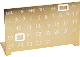 Design Ideas Marley Desk Calendar