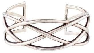 Tiffany & Co. Celtic Knot Braided Cuff