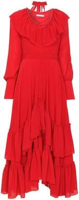 Rejina Pyo ruffled and tiered maxi dress