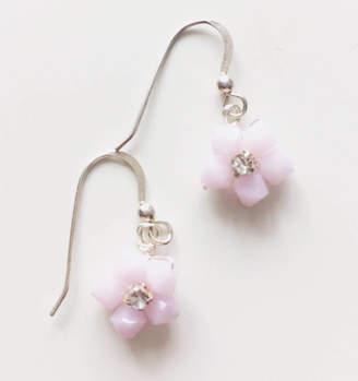Tallulahs Trinkets Pastel Floral Earrings