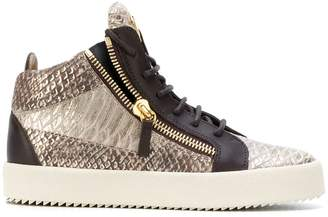 Giuseppe Zanotti Design Kriss hi-top sneakers