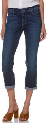 Paige Transcend Vintage - Brigitte Crop Boyfriend Jeans