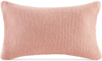"Ink+ivy Ink+Ivy Bree Chunky-Knit 12"" x 20"" Oblong Pillow Cover"