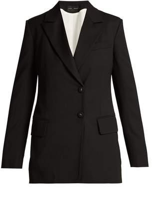 Proenza Schouler Single-breasted wool-blend blazer