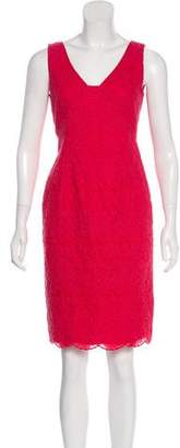 Tory Burch Embroidered Knee-Length Dress