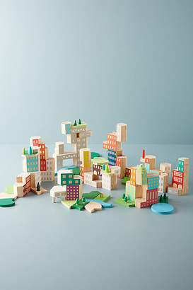 Areaware Big City Architecture Block Set