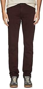 J Brand Men's Tyler Slim Jeans - Wine