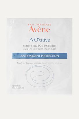 Avene A-oxitive Sos Antioxidant Sheet Mask, 5 X 18ml - Colorless
