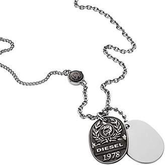 bcc386f06ba at Amazon.co.uk · Diesel Men Chain Necklace - DX1106040