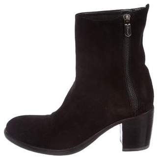 Rocco P. Suede Mid-Calf Boots
