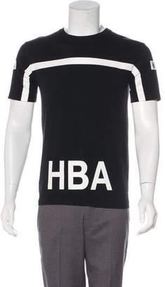 Hood by Air Logo Graphic T-Shirt