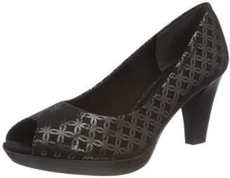 official photos 8b121 24618 Marco Tozzi Black Shoes For Women - ShopStyle UK