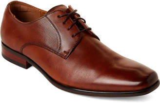 Florsheim Cognac Scottsdale Leather Derby Shoes