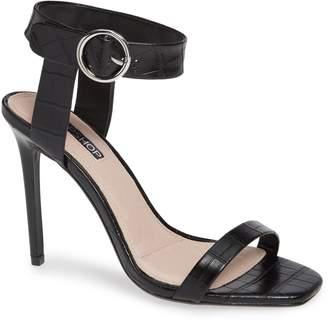 Topshop Ria Ankle Cuff Sandal
