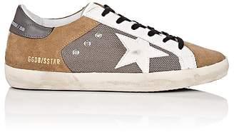Golden Goose Women's Superstar Mixed-Material Sneakers