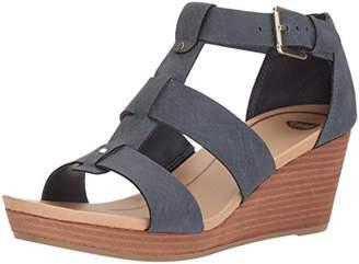 Dr. Scholl's Shoes Women's Barton Wedge Sandal