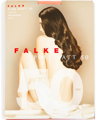 Falke Pure matt 50 tights