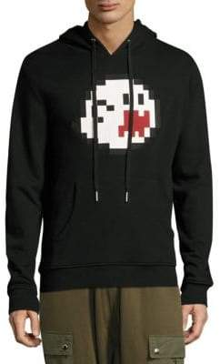 Mostly Heard Rarely Seen Haunting Cotton Hoodie