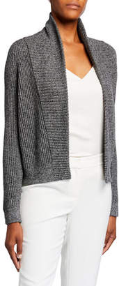 Max Mara Leisure Ribbed Virgin Wool Cardigan