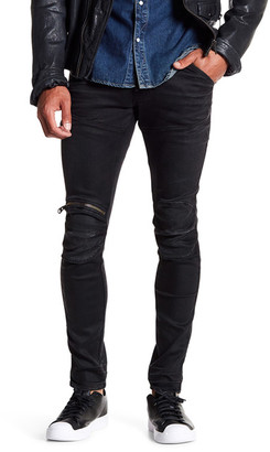 "G-STAR RAW 5620 Zip Knee Jean - 32"" Inseam $190 thestylecure.com"