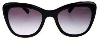 Chanel Magnetic Clip-On Sunglasses