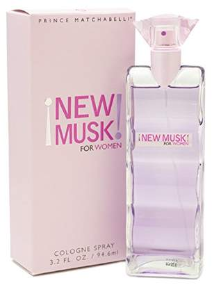 Prince Matchabelli New Musk By For Women Cologne Spray, 3.2-Ounce / 94.6 Ml