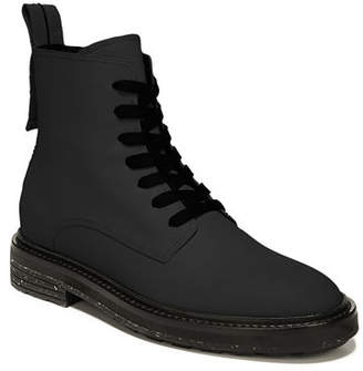 Via Spiga Kinley Lace-Up Combat Boots