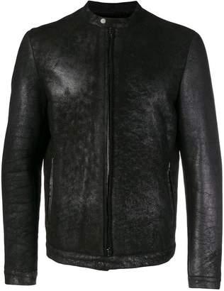 Salvatore Santoro round neck jacket